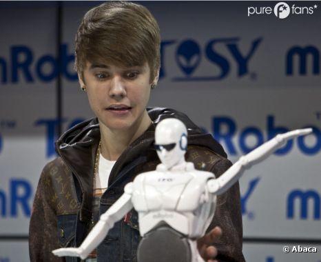 Justin Bieber retrouve sa mèche