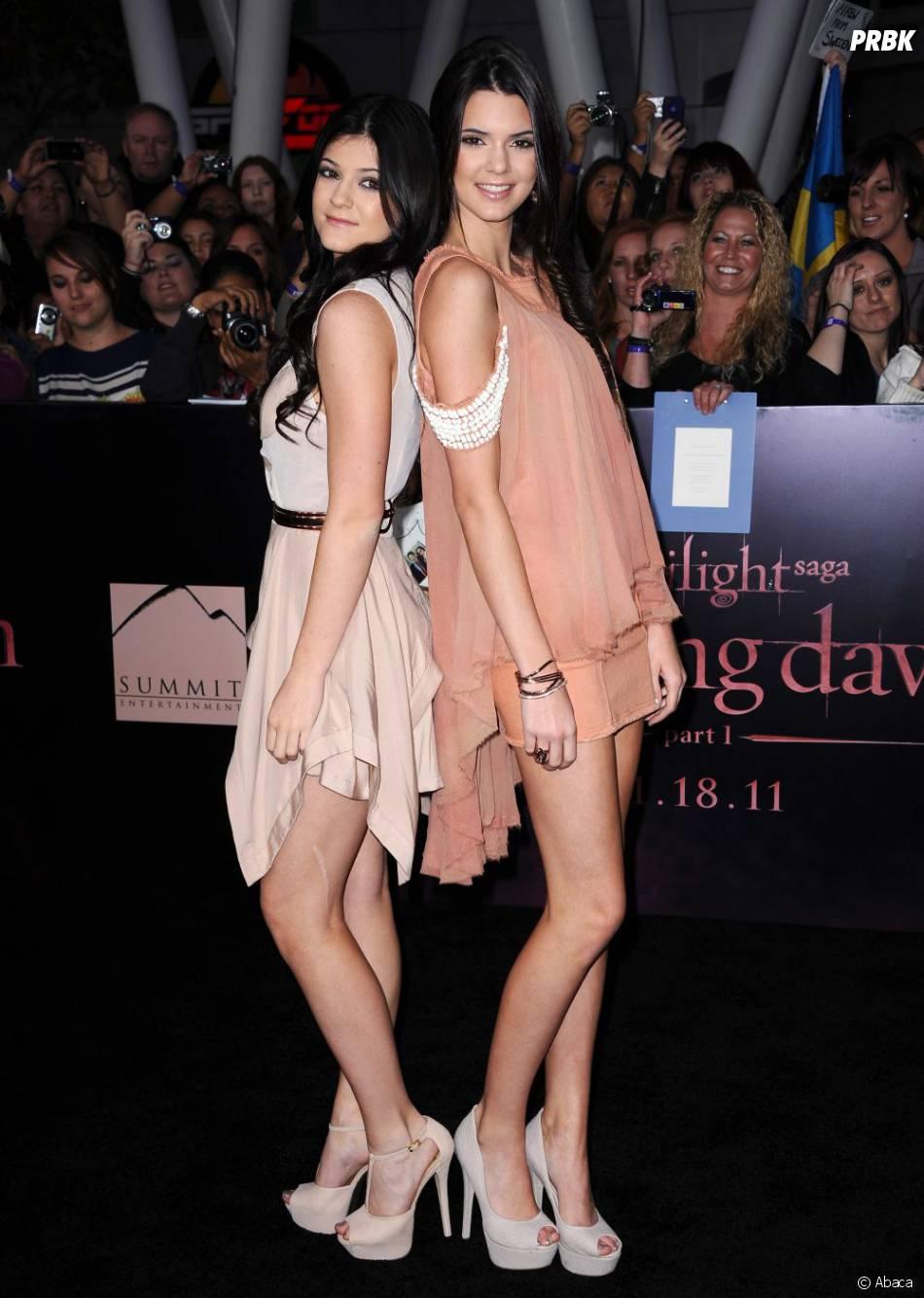 Kylie et Kendall Jenner tappent la pause