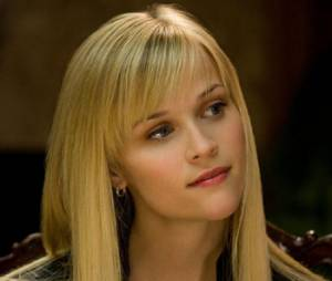 Reese Witherspoon avec son joli brushing