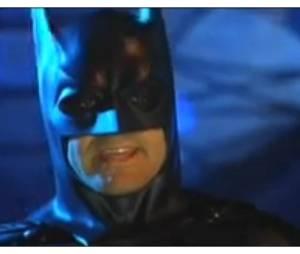 Le pire du pire, George Clooney en Batman!