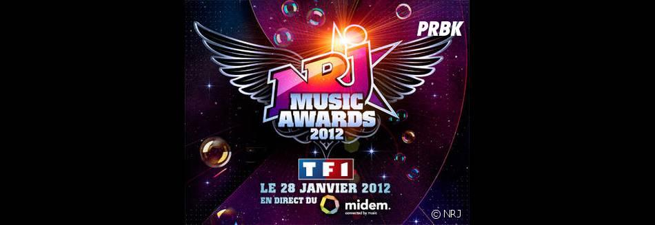 NRJ Music Awards 2012 : l'affiche