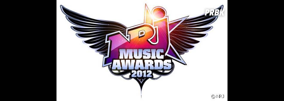 NRJ Music Awards : le logo blanc