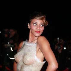 Shy'm aux NRJ Music Awards 2012 : une robe sexy et assumée (PHOTOS)