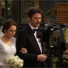 Twilight 4 : dans les coulisses du mariage d'Edward et Bella (VIDEO)