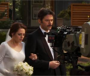 Dans les coulisses du mariage d'Edward et Bella