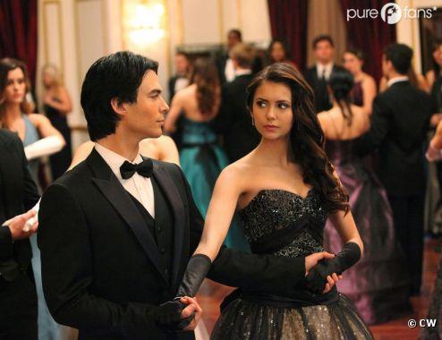 Ian Somerhalder pas fan du couple Elena/Damon