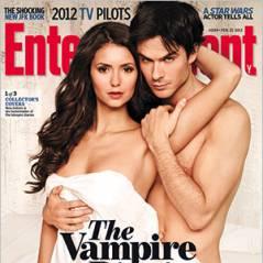 """Vampire Diaries - Nina Dobrev sur la couv sexy d'EW """"n'a jamais été aussi nue de sa vie"""" !"""