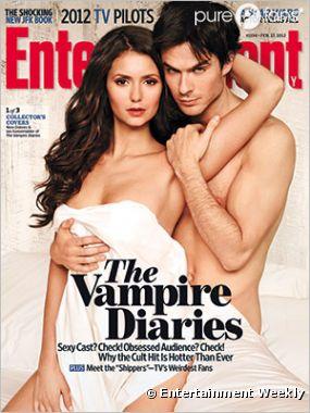 Nina et Ian, so hot!