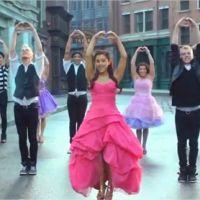 Ariana Grande : Put Your Hearts Up, nos coeurs s'envolent avec le clip (VIDEO)