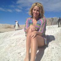 Shakira passe près du pire ... à cause d'une Otarie. Fail ! (PHOTOS)