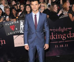 Taylor Lautner, star d'action ?