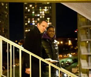 """Xavier et David, le duo """"d'Intouchables"""" de Plus Belle La Vie, dixit leurs interprètes"""