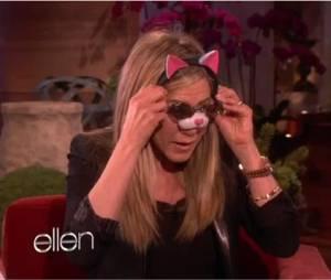 Jennifer Aniston sur le Ellen Degeneres' Show