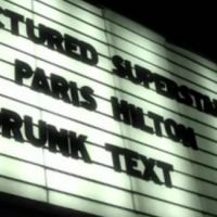 Paris Hilton : Drunk Text, sa nouvelle chanson se fait assassiner ! (VIDEO)