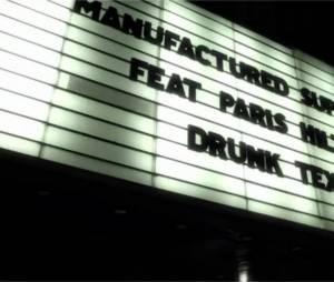 """Drunk text, la nouvelle """"chanson"""" de Paris Hilton"""