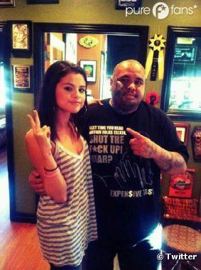 Selena Gomez nous montre son premier tatouage !