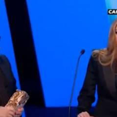 Mathilde Seigner : César du fail de l'année malgré ses excuses !
