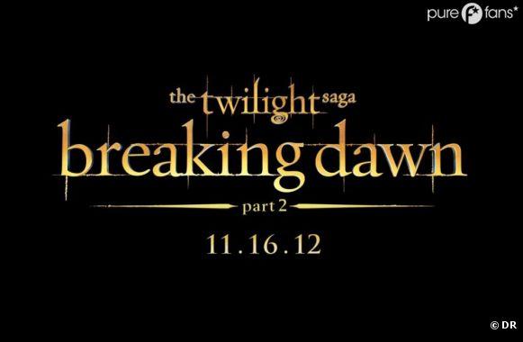 Breaking Dawn partie 2