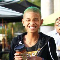 Willow Smith et ses cheveux verts : plus fashion que Katy Perry ! (PHOTOS)