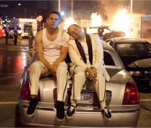 Channing Tatum et Jonah Hill dans 21 Jump Street
