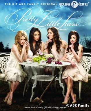 Pretty Little Liars saison 2 en français