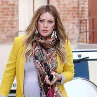 Hilary Duff et son bébé 2.0 : un #carnetrose en mode Twitter !