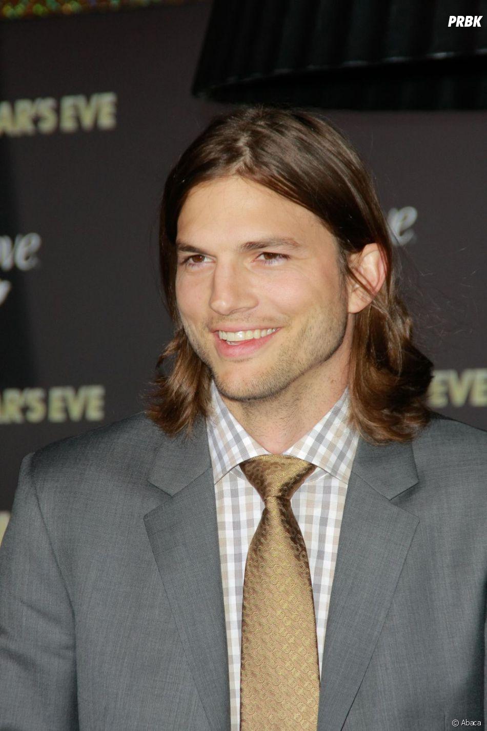 Ashton Kutcher, son retour au ciné en Steve Jobs!