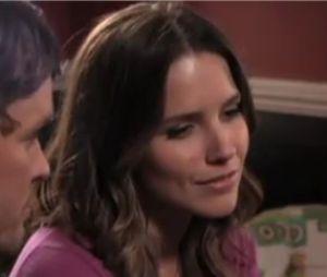 Brooke et Julian dans la chambre de Peyton