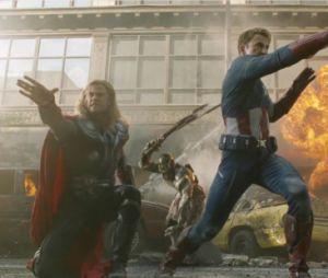 Captain America et Thor font équipe