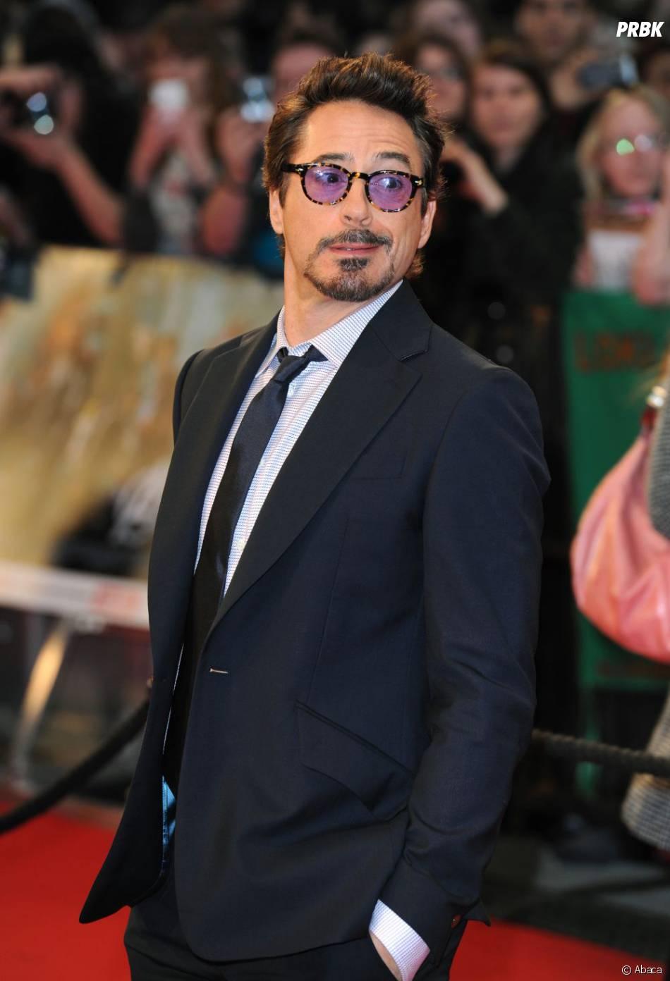 Robert Downey Jr s'éclate à Londres