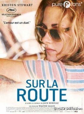 Kristen Stewart dans Sur la Route
