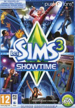 Les Sims 3 Showtime !
