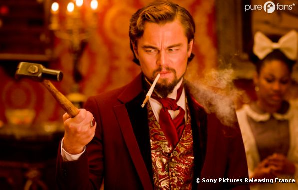 Leonardo DiCaprio devient méchant pour Django Unchained