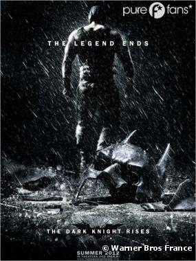 The Dark Knight Rises devrait faire un carton au box-office