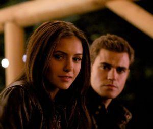 Elena et Stefan le premier épisode de la série
