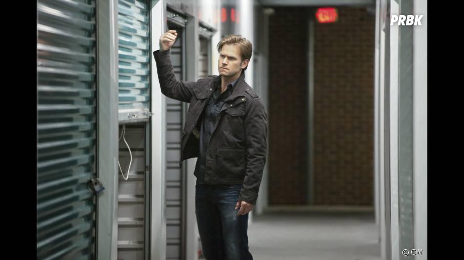 Alaric en mode vénère dans l'épisode final de la saison 3 de Vampire Diaries