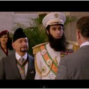 Sacha Baron Cohen : nouvelle bande annonce trash de The Dictator (VIDEO)