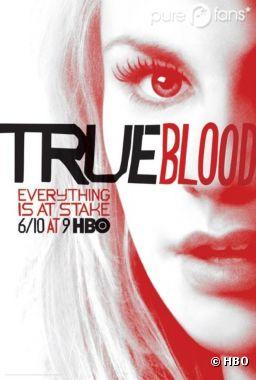 Sookie s'affiche pour la saison 5 de True Blood