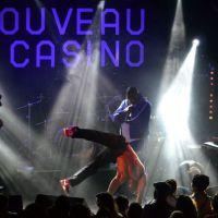 NJ : un premier concert au top au Nouveau Casino !