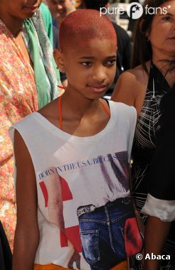Willow Smith à Cannes !