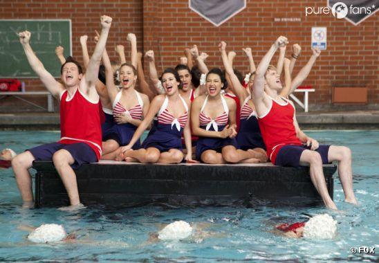 Tous les acteurs de Glee devraient revenir dans la saison 4