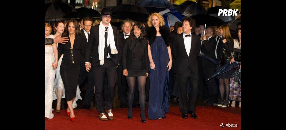 Pete Doherty risque de garder un mauvais souvenir du festival de Cannes