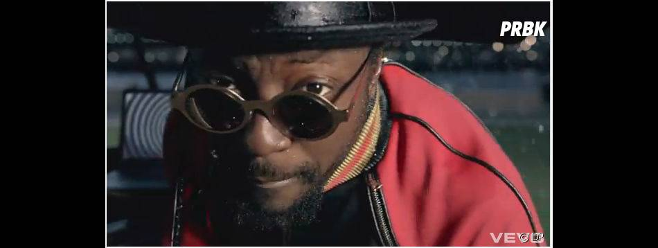 Will.i.am et son look d'enfer