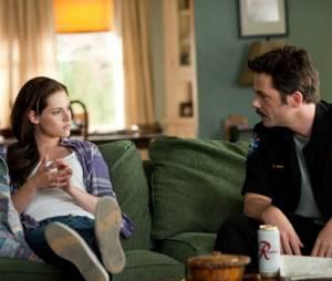 Billy Burke et Kristen Stewart dans Twilight 2