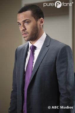 Jackson très affecté par la mort de Lexie dans la saison 9