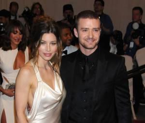 Justin Timberlake et sa future femme Jessica Biel, un couple so glamour