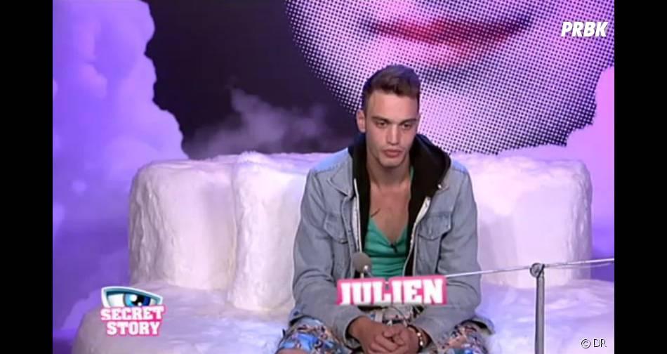 Julien se fera-t-il détrôner par la jolie Nadège ?