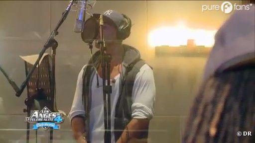 Sofiane enregistre son featuring
