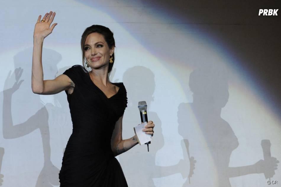 """Angelina Jolie s'en tiendra pour l'instant à son dernier film : """"Au pays du sang et du miel"""""""