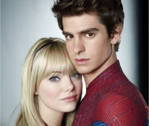 Andrew Garfield et sa girlfriend Emma Stone